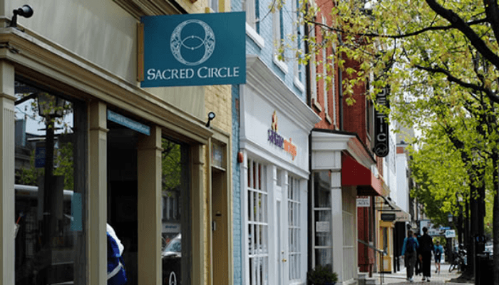 Sacred Circle Bookstore