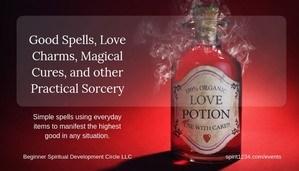 Good Spells & Magical Cures