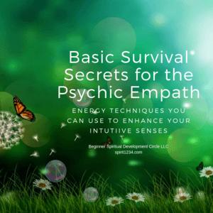 Basic Survival Secrets