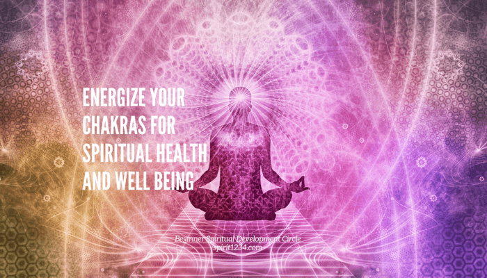 Energize Your Chakras