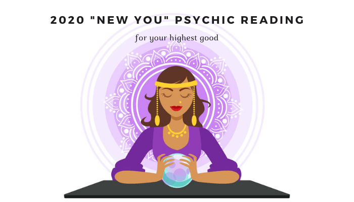 2020 New You Psychic Reading