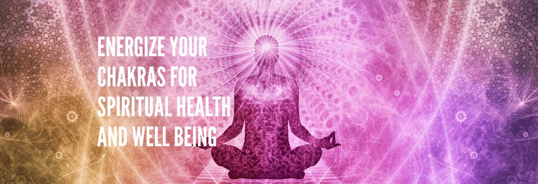 Energize Your Chakras