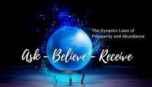 Dynamic Prosperity Affirmations