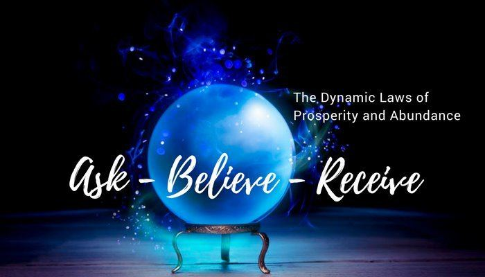 Dynamic Prosperity Affirmations