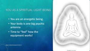 You As A Spiritual Being