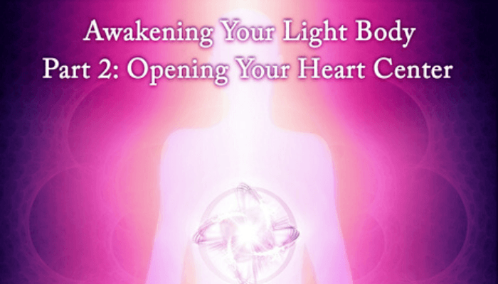Awakening Your LIght Body Part2