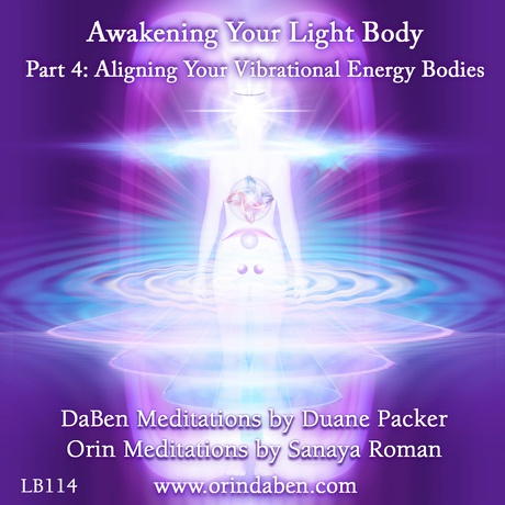 Aligning Your Vibrational Energy Bodies