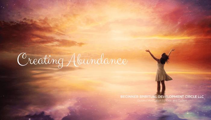 Orin's Creating Abundance
